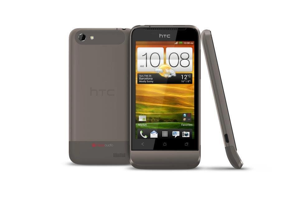 MWC 2012: HTC stellt das One V offiziell vor