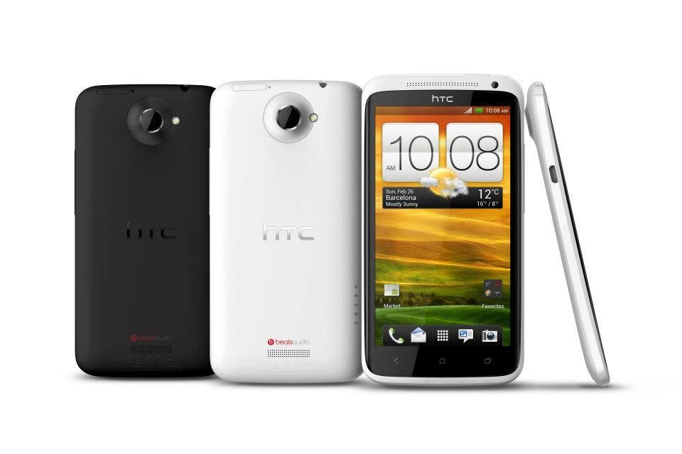 HTC One X: Stock-ROM bereits verfügbar