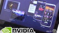 MWC 2012: GIGA zu Besuch bei NVIDIA
