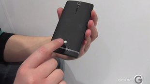 Sony Xperia S: Kamera Hands-On