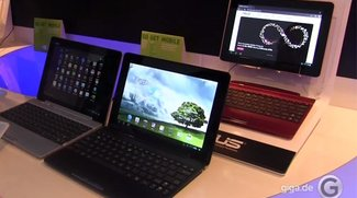 MWC 2012: ASUS Transformer Pad 300 series Hands-On