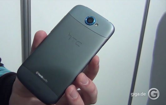 MWC 2012: HTC One S Hands-On
