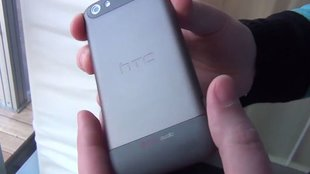 MWC 2012: HTC One V Hands-On