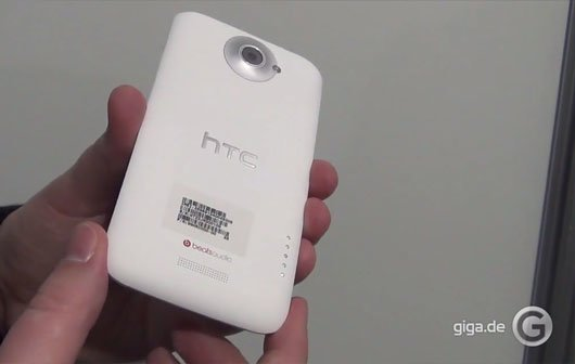 MWC 2012: HTC One X Hands-On
