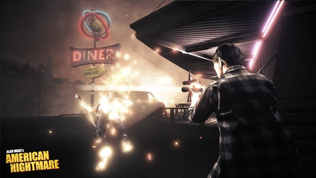 Alan Wake's American Nightmare: Neues Gameplay-Material zum Fight Till Dawn Mode