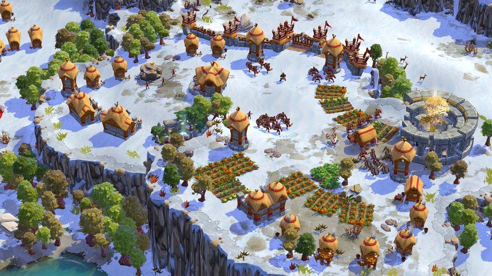 Age of Empires - Online: Neue Infos zu den Kelten