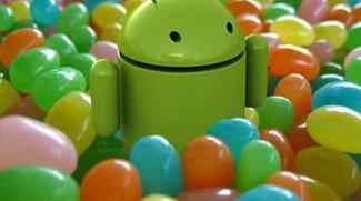 Jelly Bean Crash-Log offenbart erste Tests mit Android 5