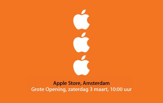 Apple Store Amsterdam: Bilder vom Inneren