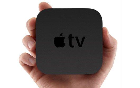 Firmware des Apple TV: Alles wird ein bisschen flacher