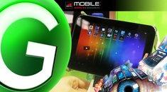 MWC 2012: NVIDIA stellt das TZE 98 und Toshiba AT270 mit Tegra 3 vor