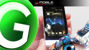 MWC 2012: Sony Xperia U Hands-On
