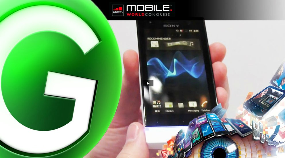 MWC 2012: Sony Xperia U Hands-On