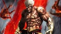 Asura's Wrath Test: Aaaaarrrrgggghhhhhh