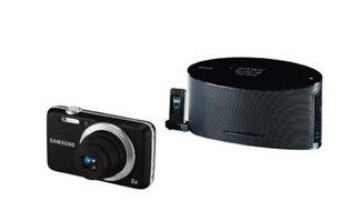 Amazon Blitzangebote: Samsung Digitalkamera und ein Stereosystem von Harman Kardon