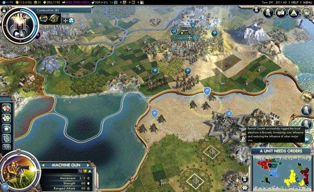 Civilization V: 2K Games kündigt neues Add-On an