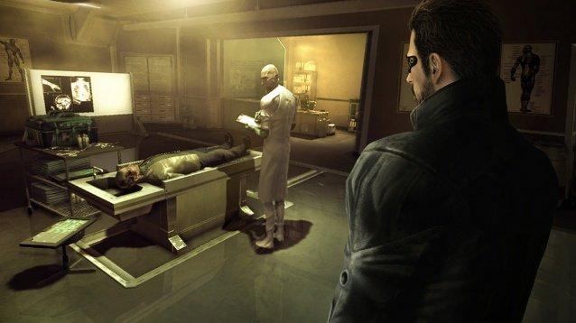 Deus Ex - Human Defiance: Square sichert sich Trademark