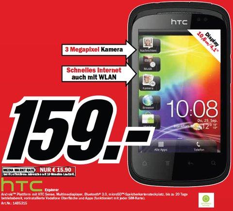 HTC Explorer Media Markt