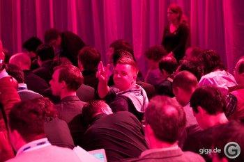 Huawei Ascend D Quad XL Pressekonferenz