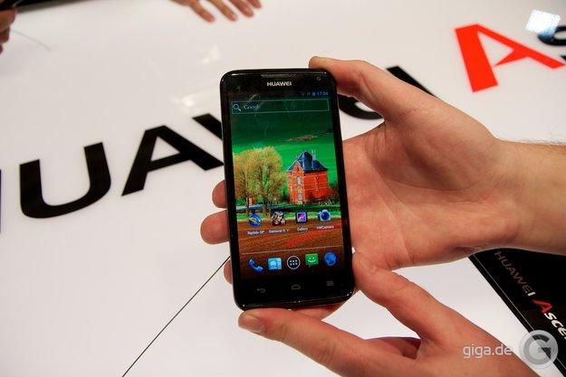 Huawei Ascend D Quad XL: Benchmark-Ergebnisse lassen Konkurrenz alt aussehen