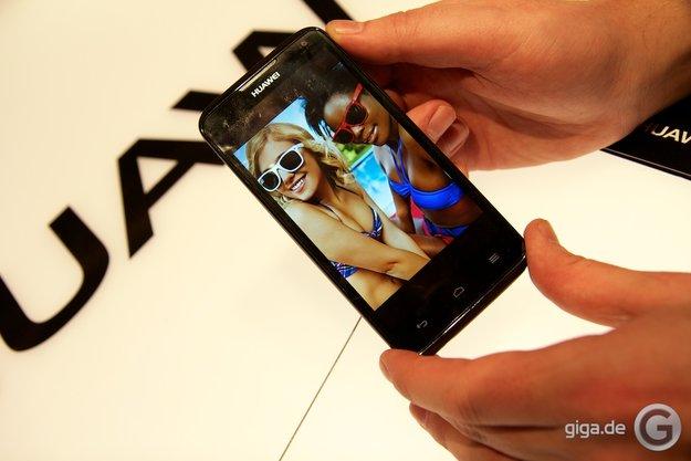 Huawei Ascend D Quad: Produktion im Juni, Marktstart im Juli