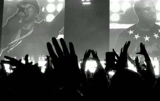 """Jay-Z & Kanye West: Neues Video zu """"Niggas In Paris"""""""