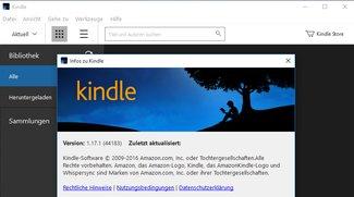 Kindle für PC