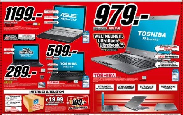 Prospekt-Check: Media Markt Notebooks - KW07