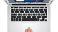 MacBook Air: Modell mit AMD-Chip stand kurz vor der Veröffentlichung