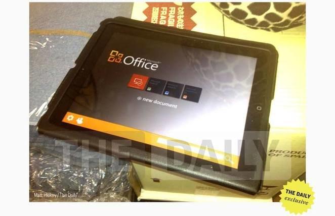 Microsoft Tschechien kündigt iOS-Office für 2013 an - Redmond dementiert