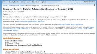Microsoft - Neue Sicherheitsupdates für Windows, Office und IE