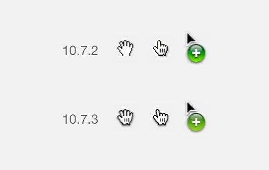 OS X 10.7.3: Neue Hinweise auf hochauflösende Displays