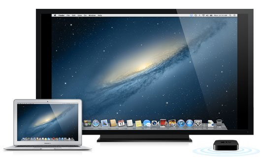 AirPlay-Mirroring in Mountain Lion nicht auf allen Macs lauffähig