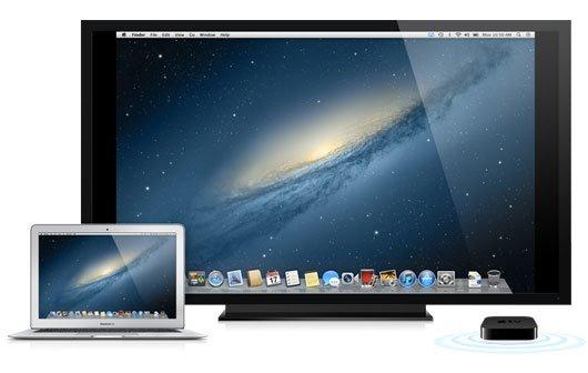 AirPlay-Mirroring in Mountain Lion nicht auf allen Macs lauffähig