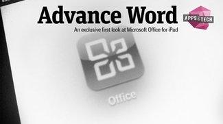 Office für iPad: Veröffentlichung angeblich am 10. November