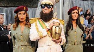 Oscars 2012 - vom Diktator bis zu Jimmy Kimmel: was trotzdem Spaß gemacht hat