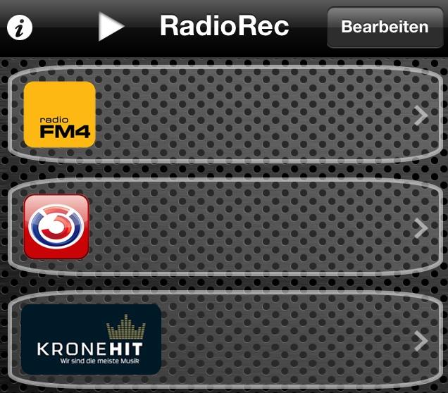 Radiorec