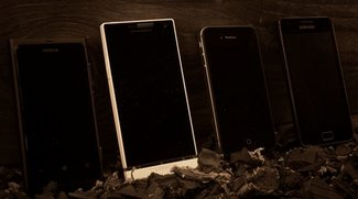 Xperia S, iPhone 4s, Galaxy S2 und Lumia 800 im Kamera-Geschwindigkeits-Test