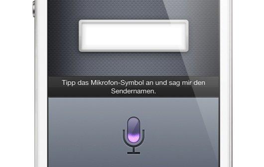 Apple verrät sich: TV mit Siri in Vorbereitung