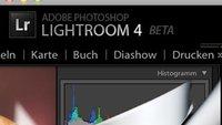 Photoshop Lightroom 4 Beta: Neue Funktionen im Überblick