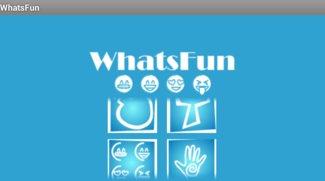 WhatsFun: Nachrichten-Bomber für Whatsapp