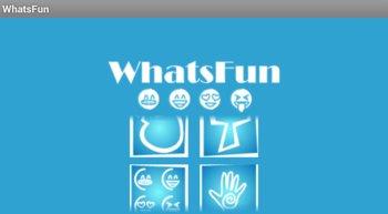 WhatsFun Android App Artikelbild