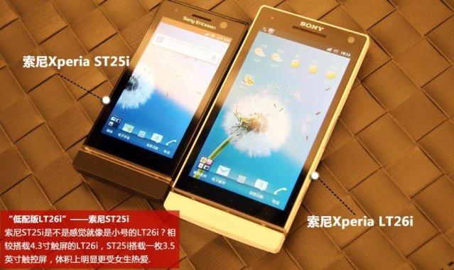 Sony Xperia U: Viele Bilder des Mittelklasse-Handys