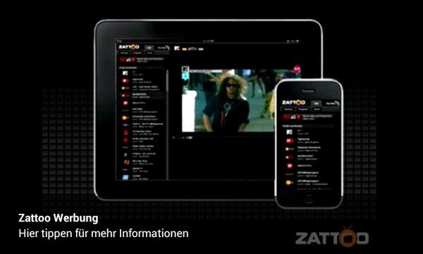 Zattoo App 5