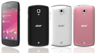 Acer Liquid Glow - Hands-On - CeBIT 2012 - androidnext.de