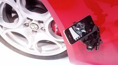 Giulietta on Ice: Alfa Romeos Promovideo mit iPhone 4S gedreht