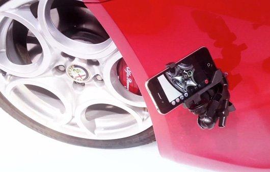 Giulietta on Ice: Alfa Romeos Promovideo mit iPhone 4S gedreht