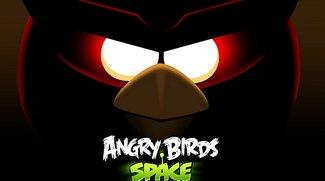 Angry Birds Space: Vita Version ist von Sony abhängig