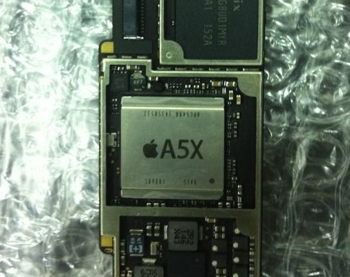 iPad 3: Sowohl Hinweise für Apple-A5X- als auch -A6-Chip in iOS 5.1 Beta