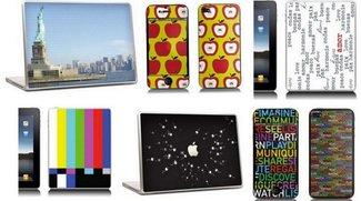 Design-Folien für MacBook, iPad und iPhone ab 8 Euro
