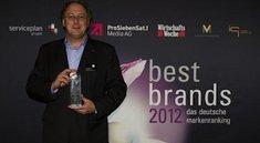 Apple mit Best Brand Award ausgezeichnet